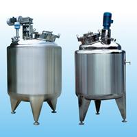 Fermenting tank dispensing tank4