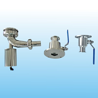 Stainless steel sanitary pipe fittings and valves7