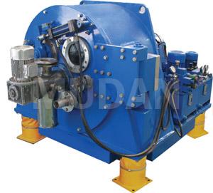 GKH Horizontal scraper discharging centrifuge