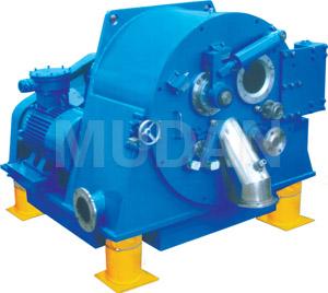 GK Horizontal scraper discharging centrifuge