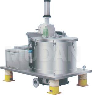 PGZ Scraper bottom discharging centrifuge