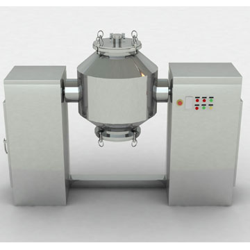 SZG Series Double Cone Rotary Vacuum Drier