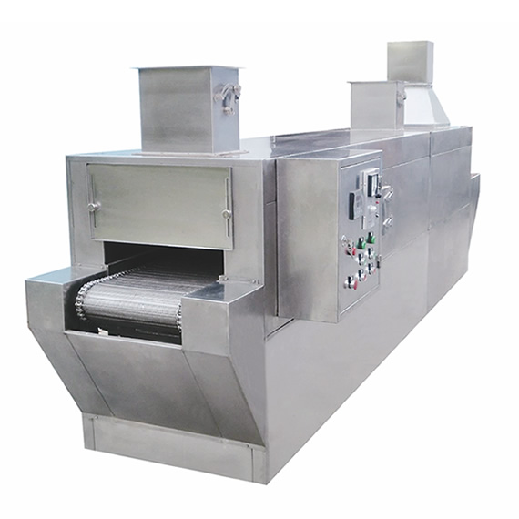 GMH Series - High Temperature Sterilizing Tunnel Oven