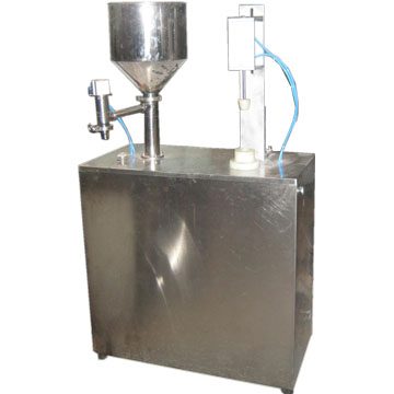 The seam filling and capping agent equipment