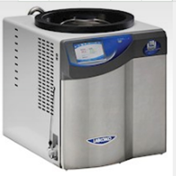 Labconco FreeZone 4.5 Liter Benchtop Freeze Dryers