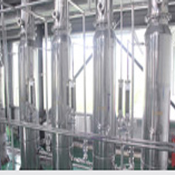 Extraction, separation equipment