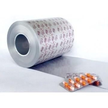 pharmaceutical PTP blister aluminum foils