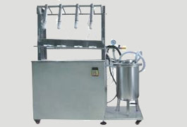 Perfume semi-automatic filling machine