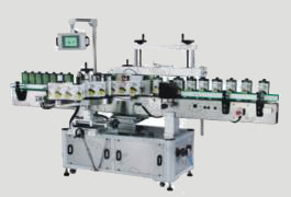 WT-650G Double-face automatic labeling machine