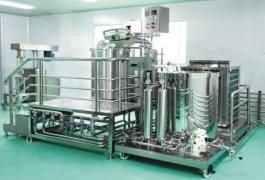 Perfume frozen filter equipment
