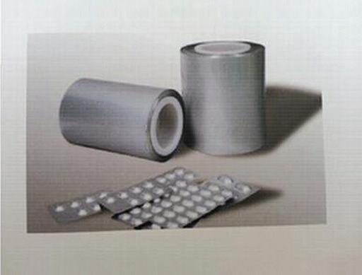 Cold forming aluminum OPA/AI/PVC