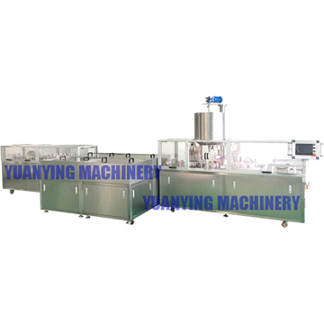 SJ-7L Linear Type Middle Speed Suppository Production Line