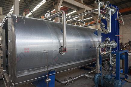 Super Heated Water Sterilizer