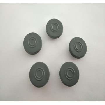 20mm gray rubber stopper use for the medicine glass bottle