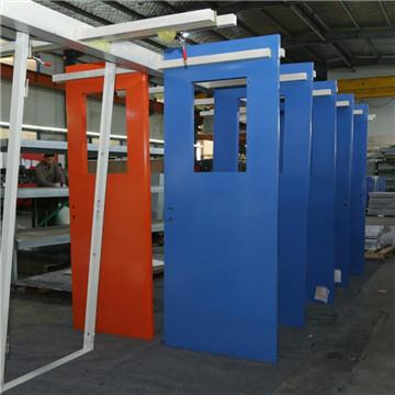 cleanroom air tight steel door