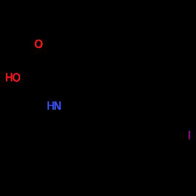 (2S,4R)-4-(3-iodobenzyl)pyrrolidine-2-carboxylic acid