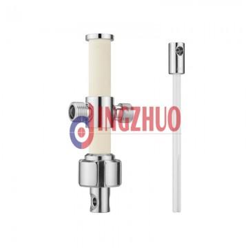 High tempareture alumina ceramic tube for Ceramic piston pump for pharmaceutical
