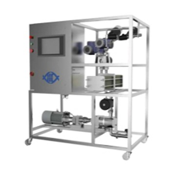 Fully automatic ultrafiltration system