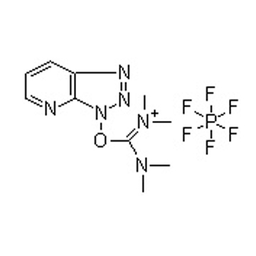 o-(7-Azabenzotriazol-1-yl)-N,N,N',N'-te-tramethyluronium hexafluorophosphate