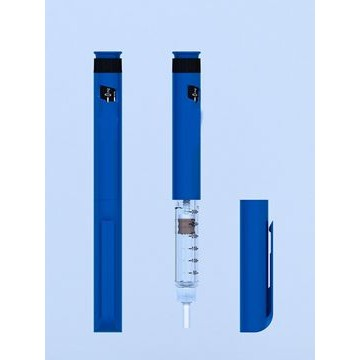 Disposable injection pen