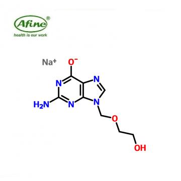 Acyclovir sodium