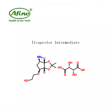 Ticagrelor Intermediate CAS 376608-65-0