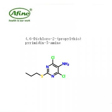 4,6-Dichloro-2-(propylthio)pyrimidin-5-amine CAS 145783-15-9