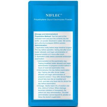 Compound Polyethylene Glycol Electrolytes Powder