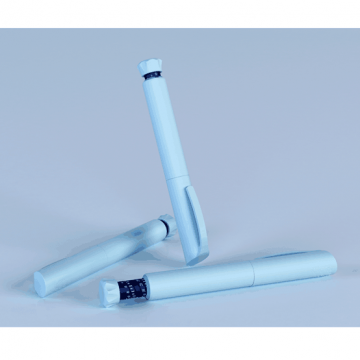 Adjustable injection pen