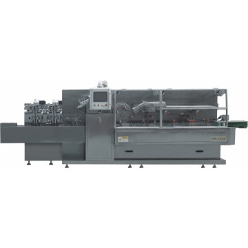 ZH-300/400 continuous running cartoning machine