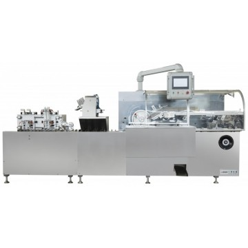 ZH-200 continuous running cartoning machine
