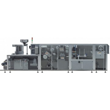 Roller type alu pvc alu alu blister packing machine