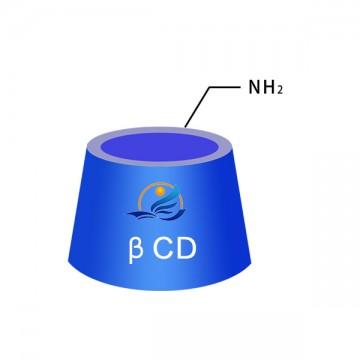 Mono 6 amino 6 deoxy beta cyclodextrin