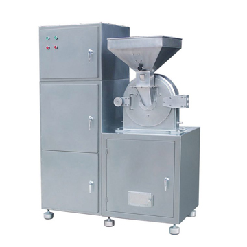 WF-B series dust collecting crushing set