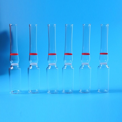 Transparent Borosilicate Ampoule