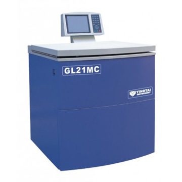 CDL7MC large capacity refrigerated centrifuge