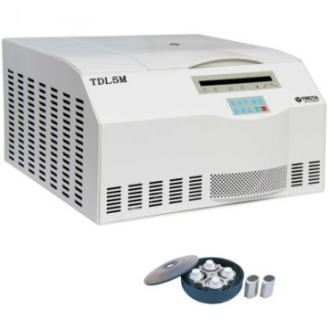 TDL5M large-capacity refrigerated centrifuge
