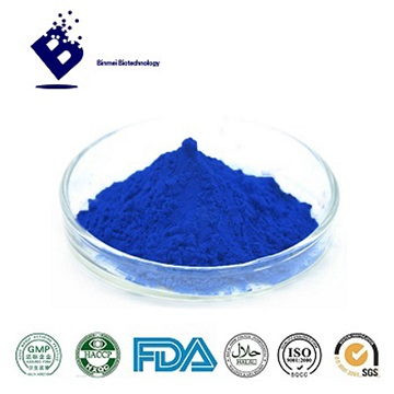 Spirulina Extract Powder Phycocyanin Natural Food Pigment