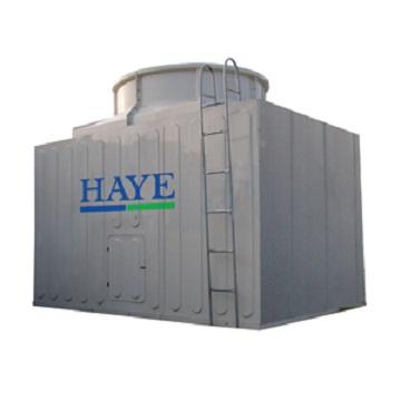 Square Transverse Mode Cooling Tower