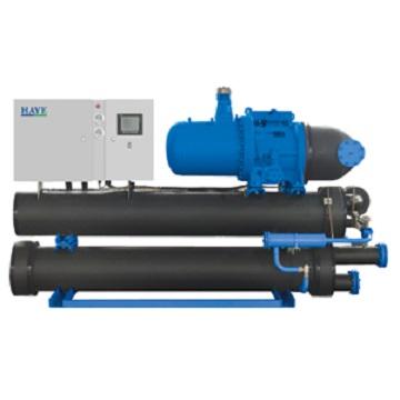 Water/Ground Source Screw Heat Pump Water Heater