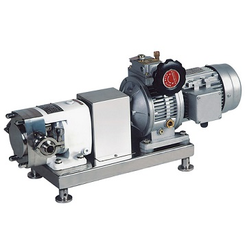 Hygienic Lobe Pump(Rotor Pump)