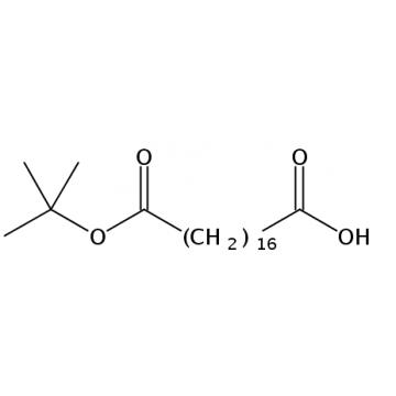 Octadecanedioic acid mono-tert-butyl ester