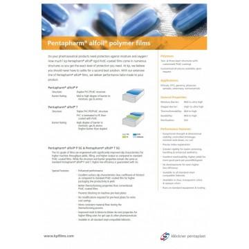 Pentapharm® alfoil® polymer films