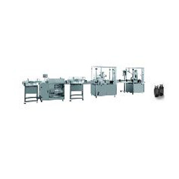 LYLGZ-1 type 30ml-500ml filling production linkage line