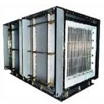 High temperature plate heat exchanger