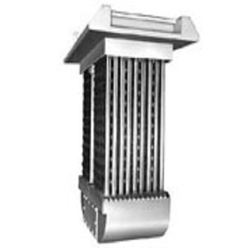 Medium and low temperature plate heat exchanger