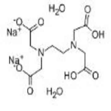Disodium ethylenediamine tetraacetate (EDTA disodium)