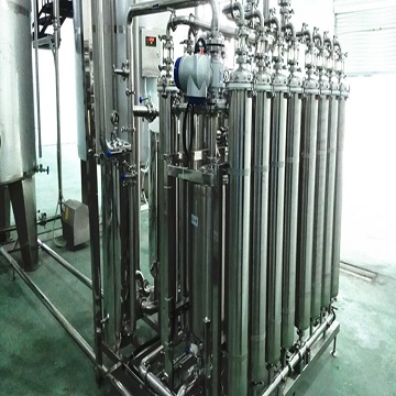 Membrane clarification technology for plant extraction
