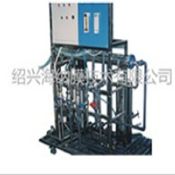 Nanofiltration and reverse osmosis membrane test equipment