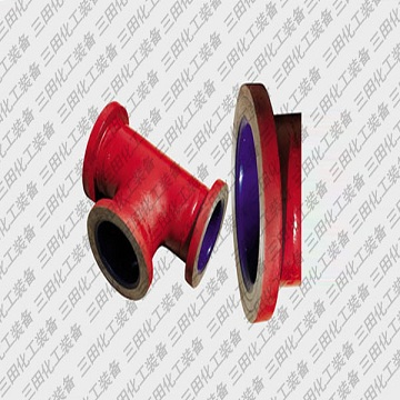Enamelled glass pipe fittings 1